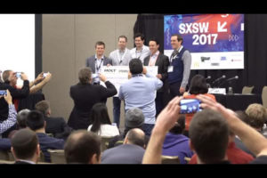 YAN Engines Wins Industrial Technology Pitch Competition at SXSW 2017!